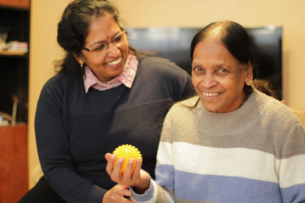 Betreuung älterer Migranten
