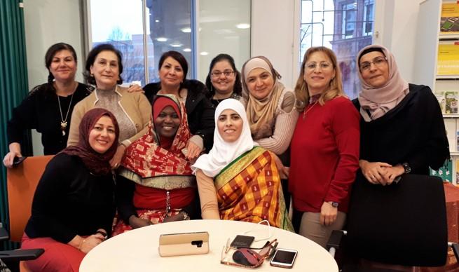 Internationaler Austausch und Ehrenamt